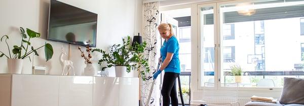 Mutkatonta -blogin Markus kertoo kuinka löytää hyvän kotisiivousfirman
