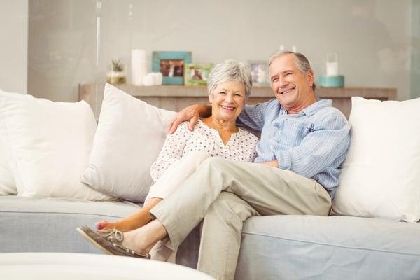 Senioriasunnot - Onni kotosalla