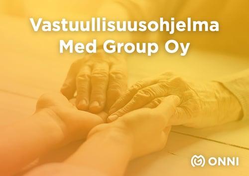 Med Group Vastuullisuusohjelma 2021 web kansikuva 2