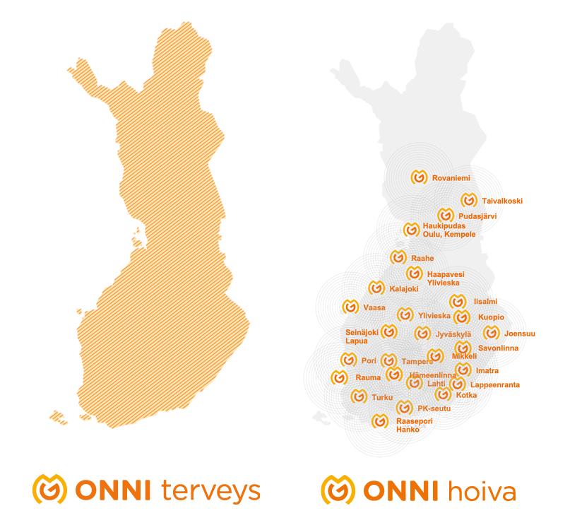 kartta toimipisteet verkkosivu 5 2021